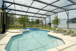 Large Private Pool Areas